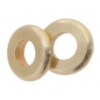 Metal Round Spacer Brass Lead Free Nickel free  6.24mm